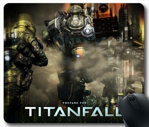 Titanfall U68T6Z Mouse Pad / tappetino per il mouse