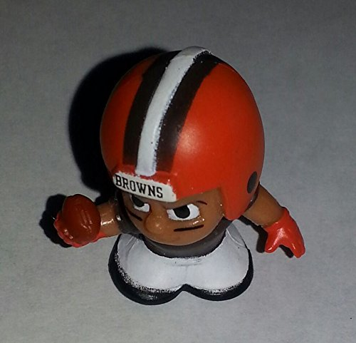 Series 3 Wide Reciever CLEVELAND BROWNS NFL TEENYMATES Figure
