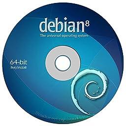 Debian Linux 8.0 \