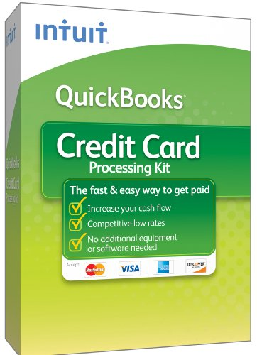 QuickBooks Credit Card Processing Kit 2010 [OLD VERSION] (Business Intuit Cards)