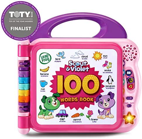 LeapFrog Violet Bilingual Amazon Exclusive product image