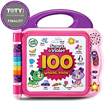 LeapFrog Scout and Violet 100 Words Book