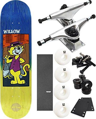【人気No.1】 AlmostスケートボードTop Cat Fadeスケートボード8
