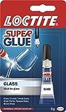 Best Glue For Glasses - Loctite Super Glue Tube for Glass - 3 Review