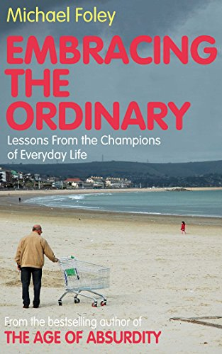 book cover of Embracing the Ordinary