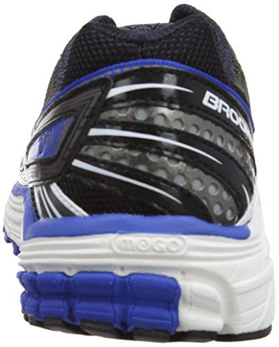 Browar Timing Systems Defyance7 Men - Zapatillas de running Anthracite/Black/Olympic Blue