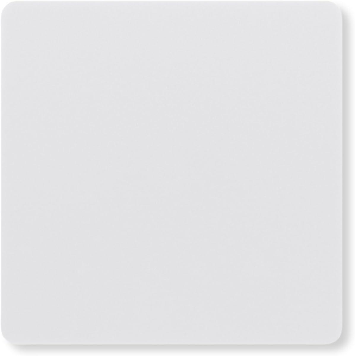 PME FFP573 Tappeto in Spugna Bianco