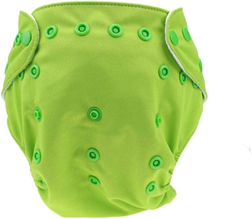 verstellbar atmungsaktiv Tmacok Wiederverwendbare Schwimmwindeln f/ür Babys Bademode f/ür die Schwimmsaison