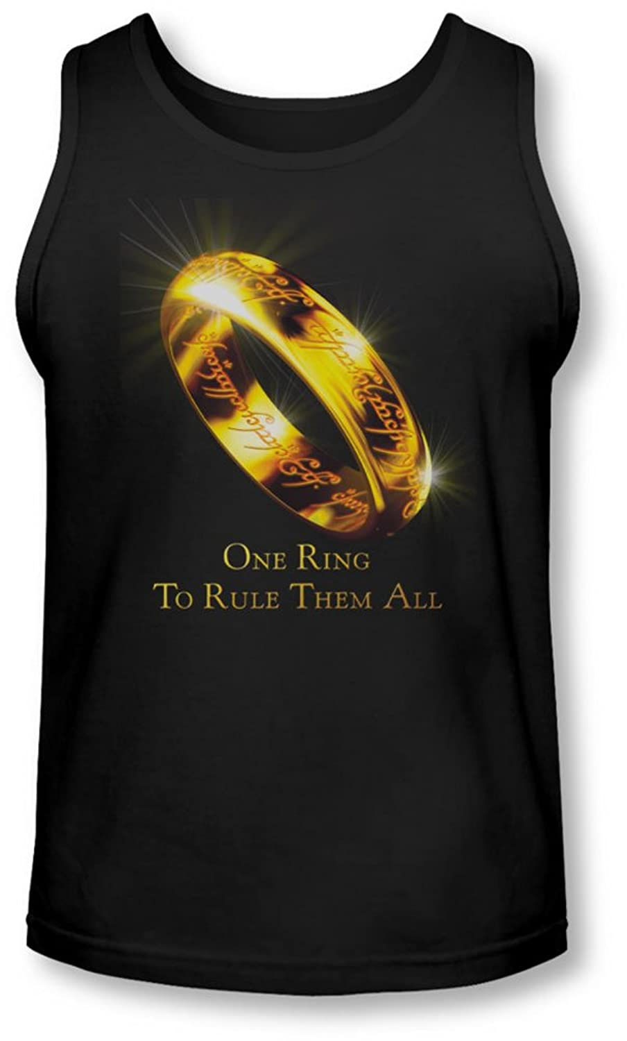 Lor - Mens One Ring Tank-Top