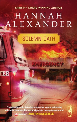 book cover of Solemn Oath