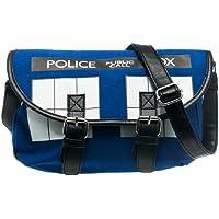 Dr. Who Tardis Messenger Bag Blue One Size