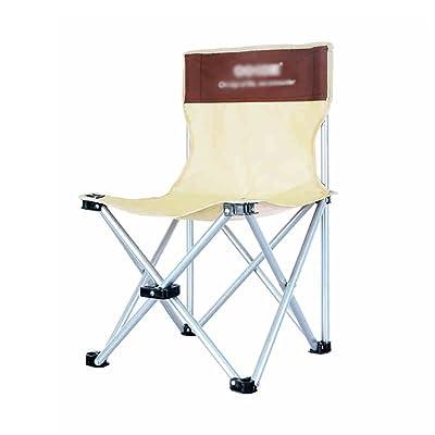 Chaise Pliante De Camping Exterieure Loisirs Peche Portative Solide Respirable Plage