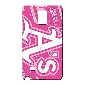 samsung note 4 case Plastic Awesome Phone Cases phone case skin oakland athletics mlb baseball