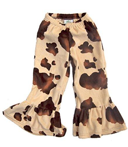 Minky Ruffle Pants - 7