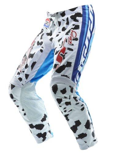 JT Racing Limited Edition Dalmatian Dirt Bike Motocross P...