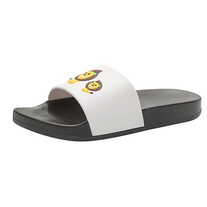 IGEMY Coole Sommer Löwe oder Krokodil Muster Sandalen Badeschuhe Wandering  Schuhe (38-39,