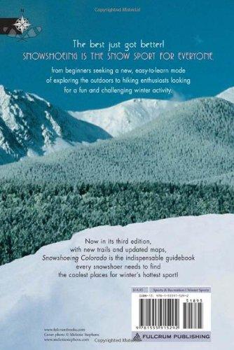 Snowshoeing Colorado