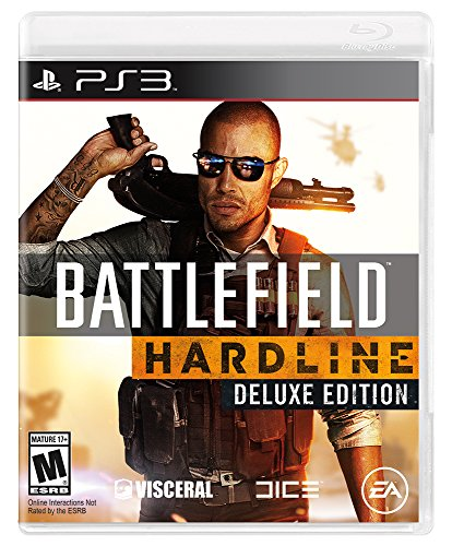 Battlefield Hardline Deluxe Edition - PlayStation - Map Outlets Allen