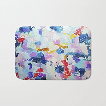Amazoncom Afagahahs Abstract Watercolor Spot Pattern Comfortable