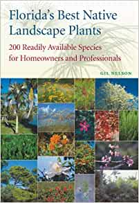 Florida S Best Native Landscape Plants 200 Readily Available Species For Homeowners And Professionals Nelson Gil 9780813026442 Amazon Com Books