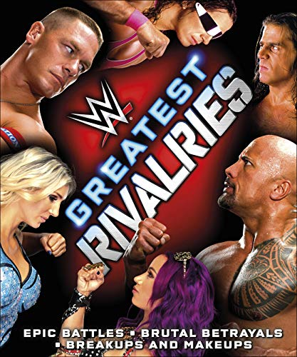 WWE Greatest Rivalries (Best Gifts For Wwe Fans)