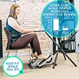 Cubii Pro - Seated Under-Desk Elliptical - Get