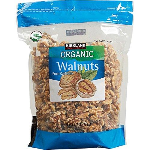 Kirkland Organic Walnuts - 1.7lb by Kirkland Signature