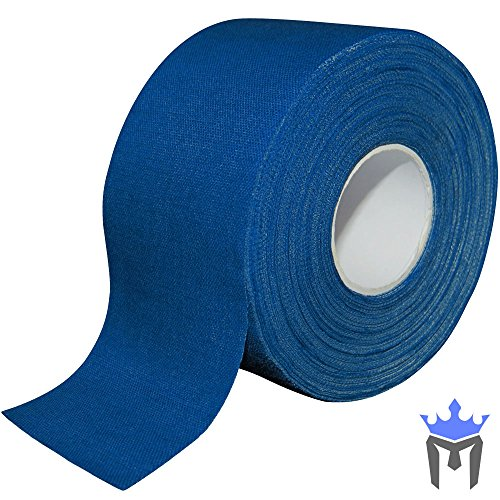 "UPC 797435692763, 15Yd x 1.5"" Meister Premium Athletic Trainer's Tape for Sports and Medical (50% Longer) - Blue - 6 Rolls"