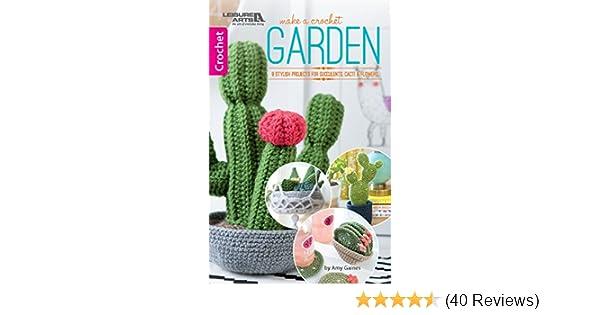 Tutorial: cactus nopal con flores (amigurumi cactus)   Cactus a ...   315x600