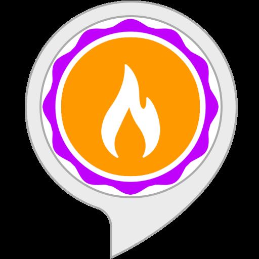 環境音 : 暖炉
