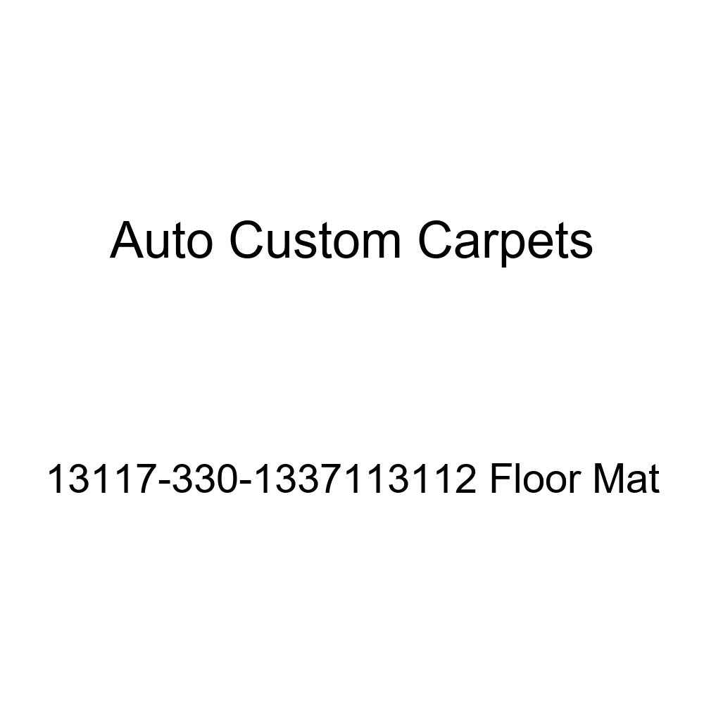 Floor Mats Auto Custom Carpets 13117-330-1337113112 Floor Mat