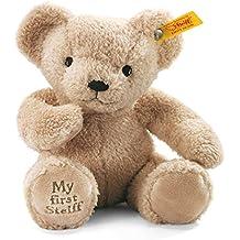 Steiff My First Steiff Teddy Bear Plush, Beige