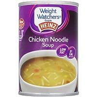 Heinz Weight Watchers Chicken Noodle Soup 6x 295g