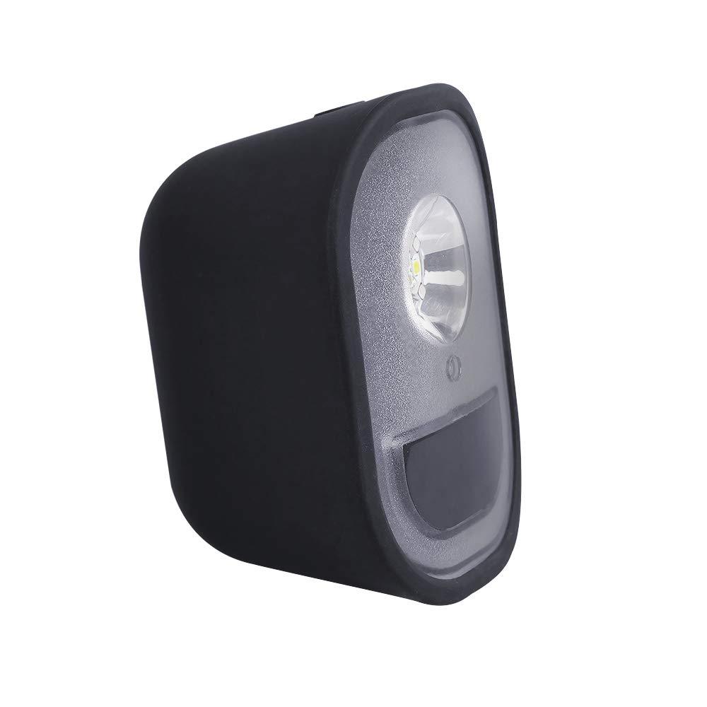 XCSOURCE シリコンケース スキン 保護 防水 耐候性 UV耐性 カバー Arlo Light スマートホームセキュリティカメラ用 ブラック TH911 B07H5CXZR3