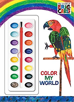 book cover of Color My World