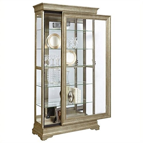 Beaumont Lane Curio Cabinet in Lyon