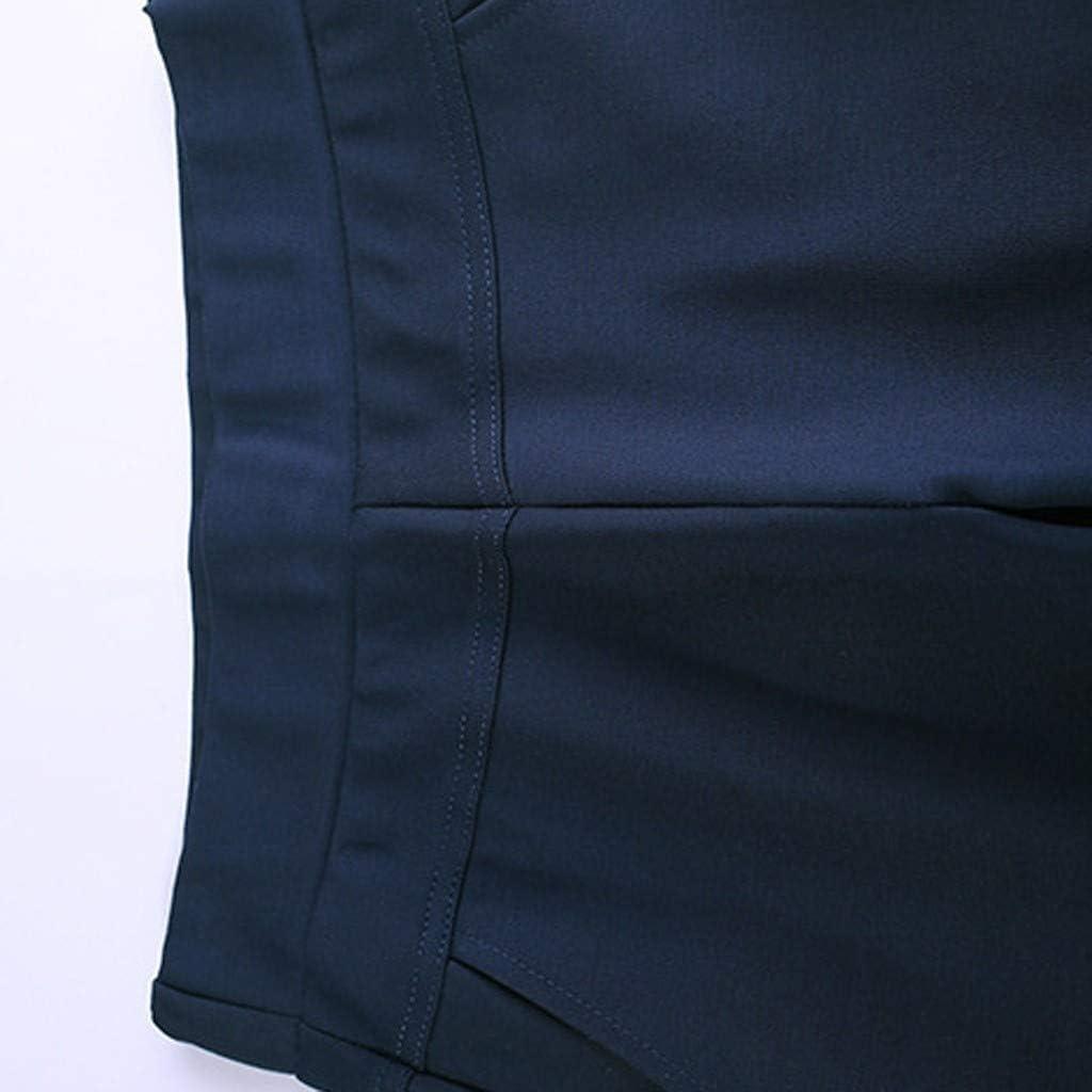 Dainzuy Womens Yoga Office Pants Dress Work Slacks Business Casual Trousers Tummy Control Workout Bootcut Yoga Pants