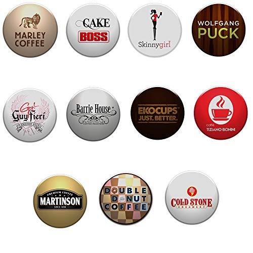 DARK ROAST & BOLD COFFEE Single Serve Cups For Keurig K