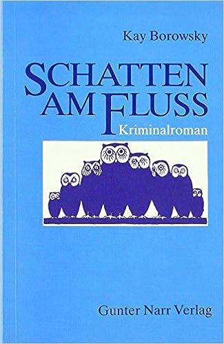 Schatten Am Fluss Kriminalroman Livre En Allemand