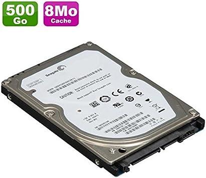 Disco Duro de 500 GB SATA 2.5 Seagate ST9500325AS 5400rpm ...