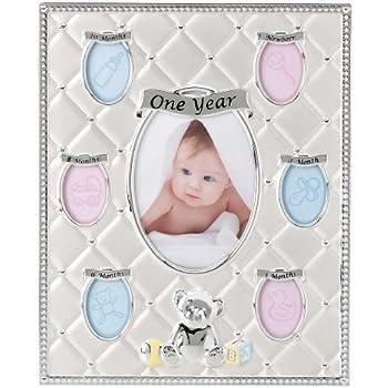 Amazon.com - Lenox Childhood Memories 1st Year Picture Frame ...