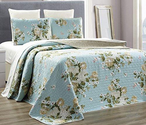 quilt queen bed set - 7