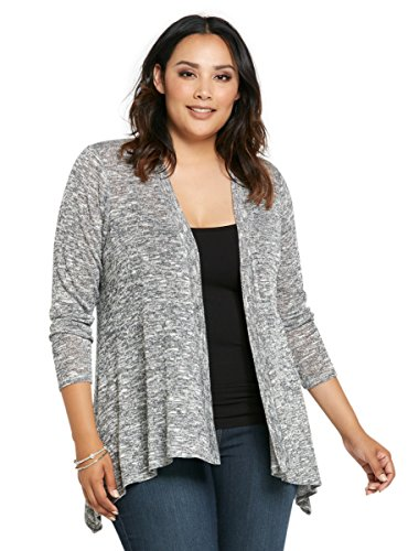 Open Hacci Knit Cardigan