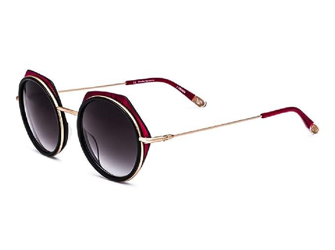 Woodys Barcelona - Gafas de sol - para mujer Negro Negro M ...