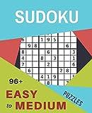 Sudoku: Easy to Medium Puzzles (Brain Games)