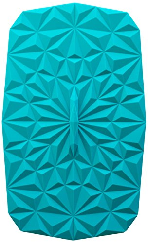 GIR: Get It Right Premium Silicone Rectangular Lid, 9 by 6 Inches, Teal