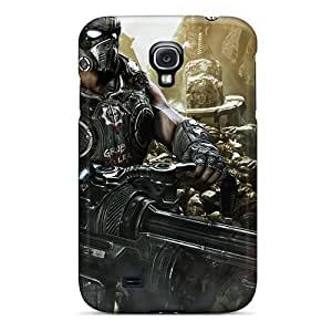 Top Quality Case Cover For Galaxy S4 Case With Nice Destroyer Appearance