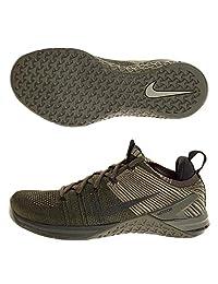 Nike 924423-008 Metcon DSX Flyknit 2 - Playera para Hombre, Dark Stucco/Black-Newsprint, 9.5 D(M) US