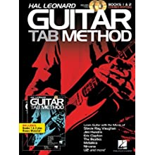 Hal Leonard Guitar Tab Method - Books 1 & 2 Combo Edition