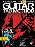 Hal Leonard Guitar Tab Method - Books 1 and 2 Combo Edition, Jeff Schroedl, 1458436780